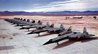 A-12s In a Row