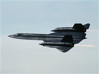 SR-71 FULL AFTERBURNERS