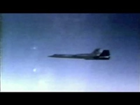 A-12 First Flight