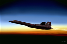 SR 71 Black Diamond