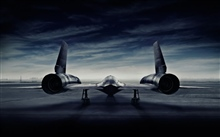 SR-71 Power