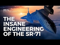 The Insane Engineering of the SR-71