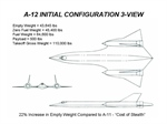 A-12 Blackbird: From Drawing Board to Factory Floor