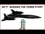 Audio - Sacramento Tower Flyby by an SR-71 Blackbird