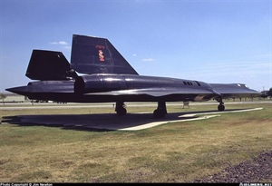 SR-71 Middle East 'Giant Reach' Sorties