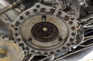 J58 Starting Gear